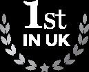 1st In UK Logo