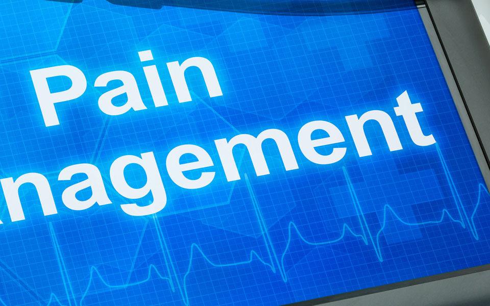 Pain Management Banner