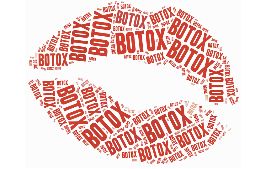Painless botox injections