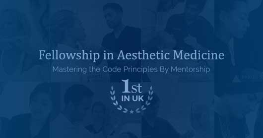 Fellowship in Aesthetic Medicine Training